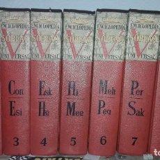 Enciclopedias de segunda mano: ENCICLOPEDIA SOPENA. Lote 194983932