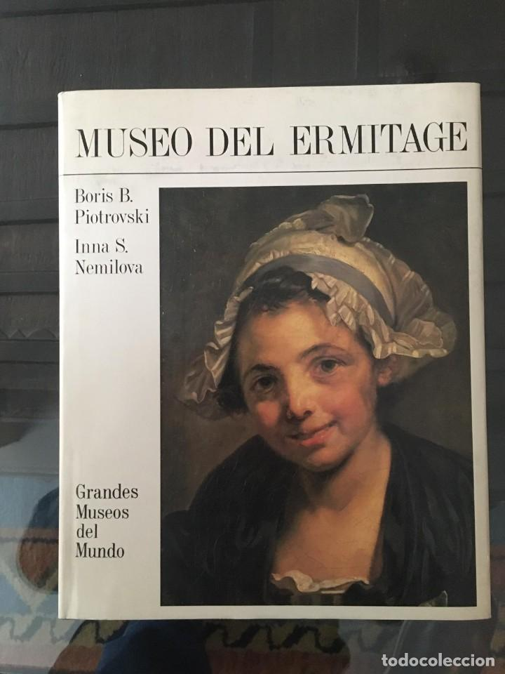 Enciclopedias de segunda mano: GRANDES MUSEOS DEL MUNDO ED.OCÉANO 1982 7 TOMOS - Foto 2 - 195144992