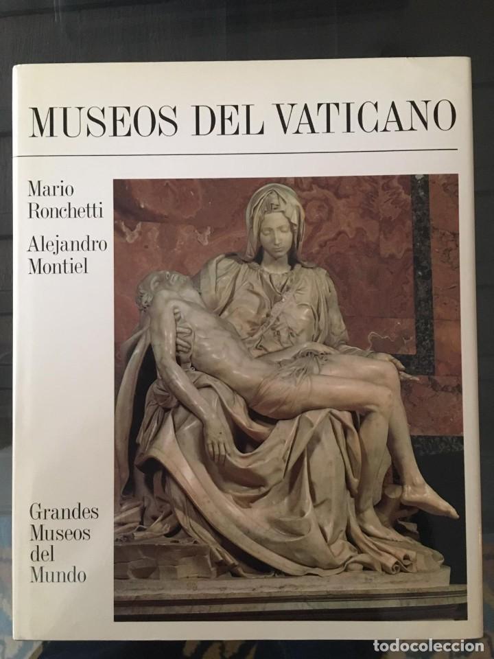 Enciclopedias de segunda mano: GRANDES MUSEOS DEL MUNDO ED.OCÉANO 1982 7 TOMOS - Foto 3 - 195144992
