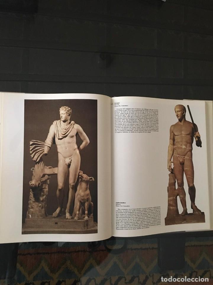 Enciclopedias de segunda mano: GRANDES MUSEOS DEL MUNDO ED.OCÉANO 1982 7 TOMOS - Foto 8 - 195144992