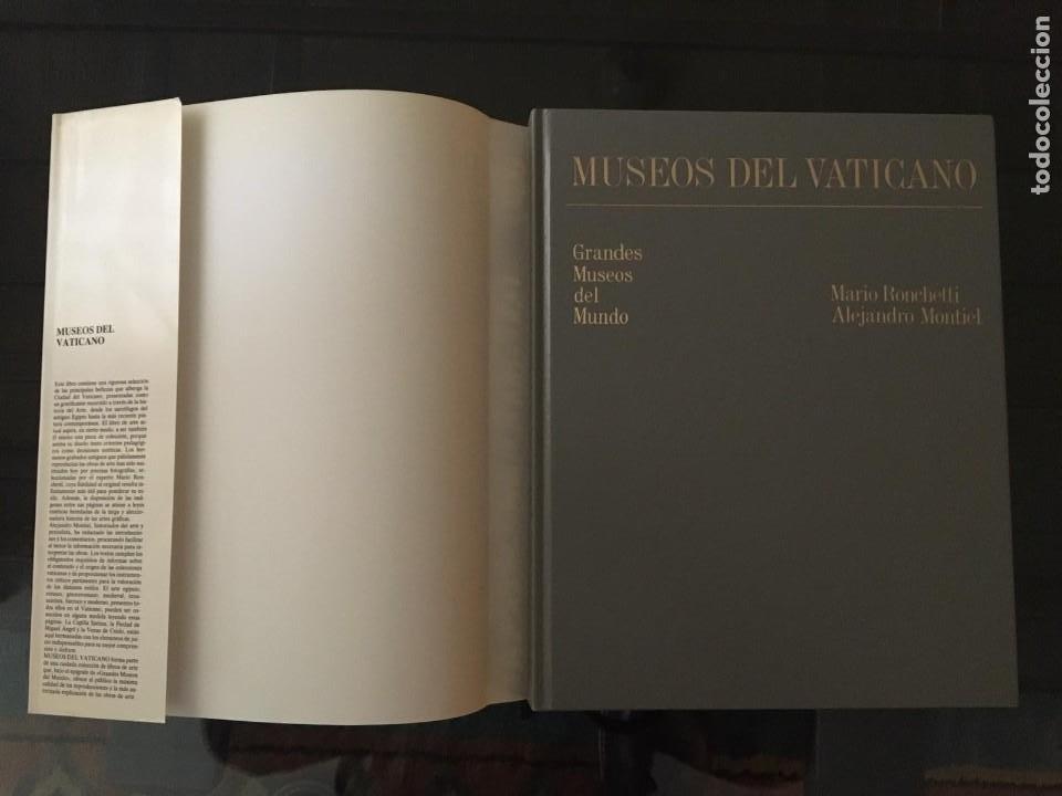 Enciclopedias de segunda mano: GRANDES MUSEOS DEL MUNDO ED.OCÉANO 1982 7 TOMOS - Foto 9 - 195144992