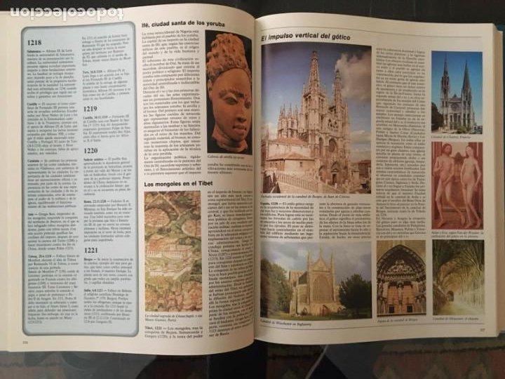 Enciclopedias de segunda mano: CRÓNICA PLAZA&JANES 6 VOLÚMENES - Foto 9 - 195149138
