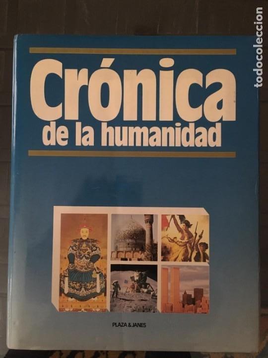 Enciclopedias de segunda mano: CRÓNICA PLAZA&JANES 6 VOLÚMENES - Foto 10 - 195149138