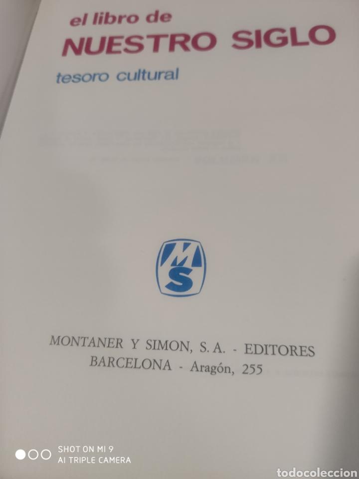 Enciclopedias de segunda mano: El libro de nuestro siglo - Foto 2 - 195223861