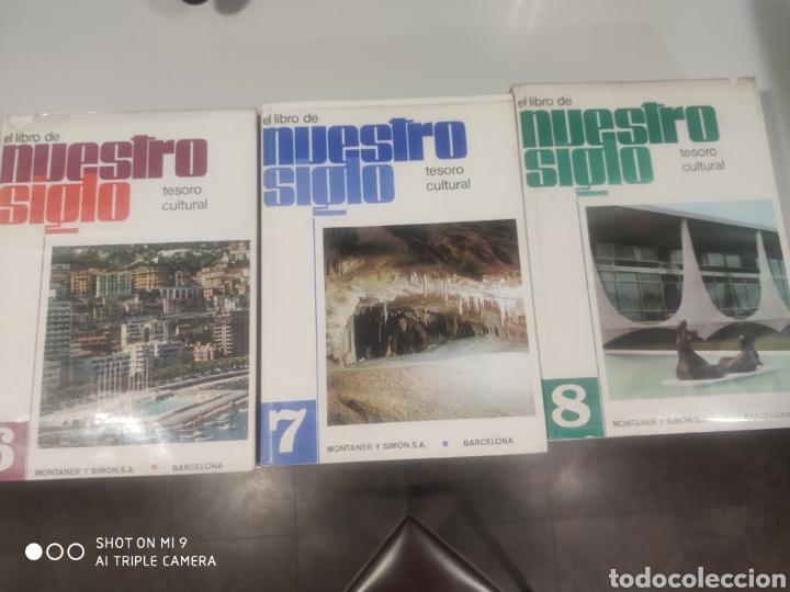 Enciclopedias de segunda mano: El libro de nuestro siglo - Foto 9 - 195223861