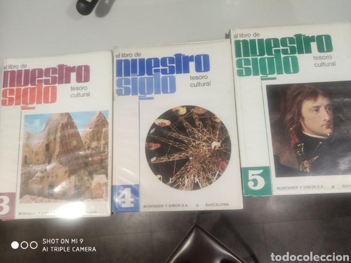 Enciclopedias de segunda mano: El libro de nuestro siglo - Foto 10 - 195223861