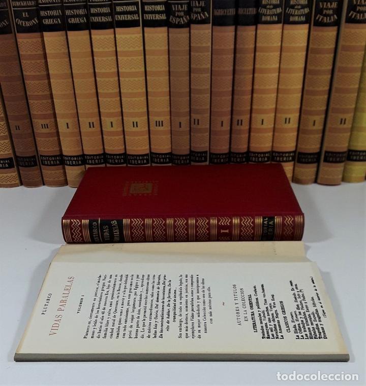 Enciclopedias de segunda mano: OBRAS MAESTRAS. 28 EJEMPLARES. VARIOS AUTORES. EDIT. IBERIA. BARCELONA. 1946/1972. - Foto 3 - 195257331