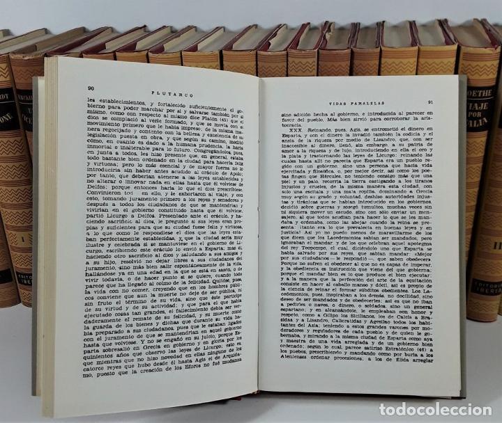 Enciclopedias de segunda mano: OBRAS MAESTRAS. 28 EJEMPLARES. VARIOS AUTORES. EDIT. IBERIA. BARCELONA. 1946/1972. - Foto 5 - 195257331