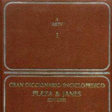 Enciclopedias de segunda mano: GRAN DICCIONARIO ENCICLOPEDICO. Lote 195283971