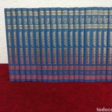 Enciclopedias de segunda mano: LÉCTUM JUVENIL. EDITORIAL CREDSA. AÑO 1980. 20 TOMOS.. Lote 195361260