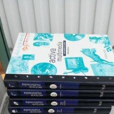 Enciclopedias de segunda mano: ENCICLOPEDIA DE CONSULTA ACTIVA MULTIMEDIA 12T (COMPLETA) PLAZA JANÉS - VER FOTOS. Lote 195512591