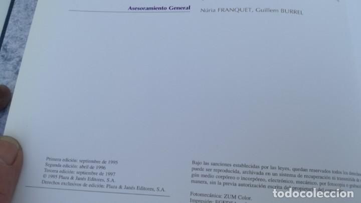 Enciclopedias de segunda mano: Enciclopedia de Consulta Activa Multimedia 12T (Completa) Plaza Janés - VER FOTOS - Foto 8 - 195512591