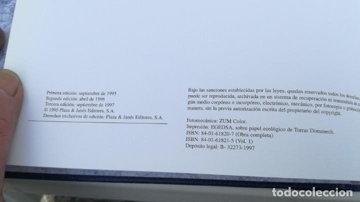 Enciclopedias de segunda mano: Enciclopedia de Consulta Activa Multimedia 12T (Completa) Plaza Janés - VER FOTOS - Foto 9 - 195512591