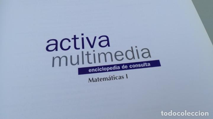 Enciclopedias de segunda mano: Enciclopedia de Consulta Activa Multimedia 12T (Completa) Plaza Janés - VER FOTOS - Foto 10 - 195512591