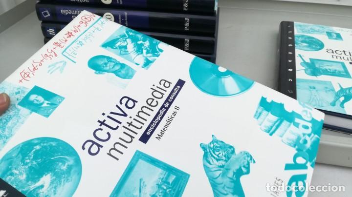 Enciclopedias de segunda mano: Enciclopedia de Consulta Activa Multimedia 12T (Completa) Plaza Janés - VER FOTOS - Foto 21 - 195512591