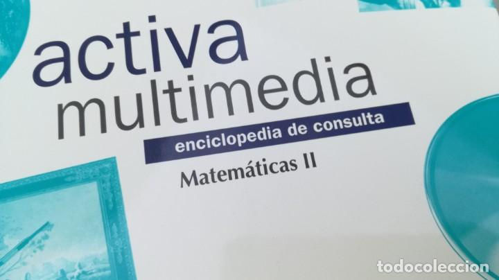 Enciclopedias de segunda mano: Enciclopedia de Consulta Activa Multimedia 12T (Completa) Plaza Janés - VER FOTOS - Foto 22 - 195512591