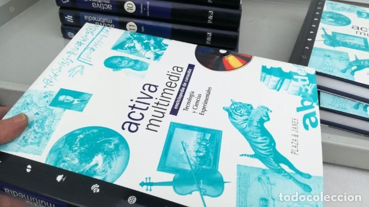 Enciclopedias de segunda mano: Enciclopedia de Consulta Activa Multimedia 12T (Completa) Plaza Janés - VER FOTOS - Foto 23 - 195512591