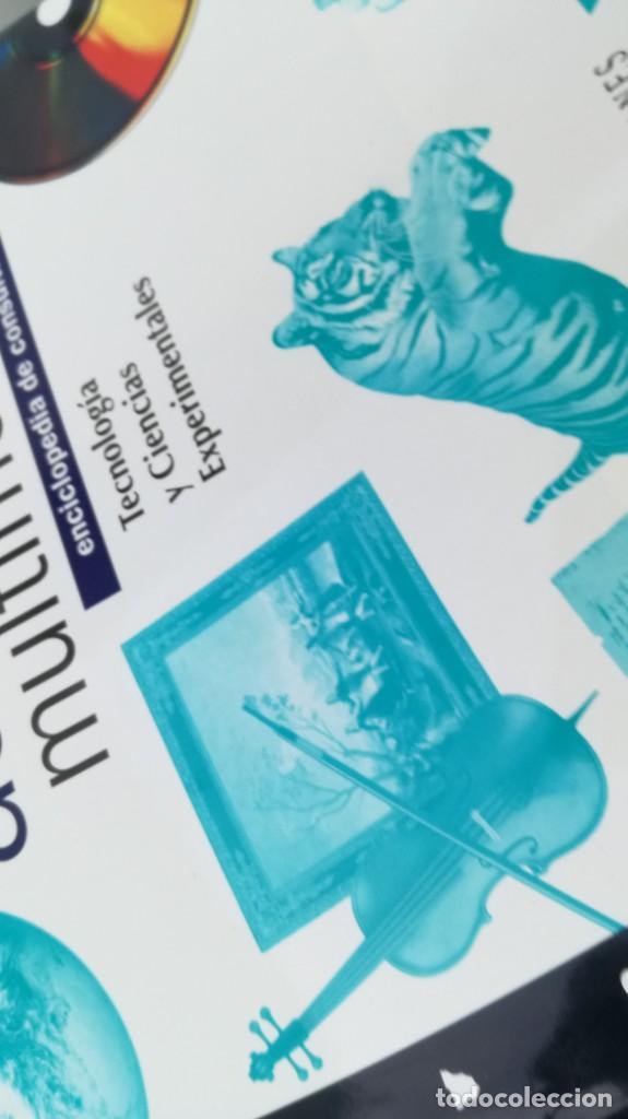 Enciclopedias de segunda mano: Enciclopedia de Consulta Activa Multimedia 12T (Completa) Plaza Janés - VER FOTOS - Foto 24 - 195512591