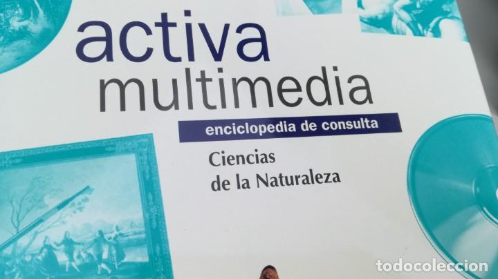Enciclopedias de segunda mano: Enciclopedia de Consulta Activa Multimedia 12T (Completa) Plaza Janés - VER FOTOS - Foto 26 - 195512591