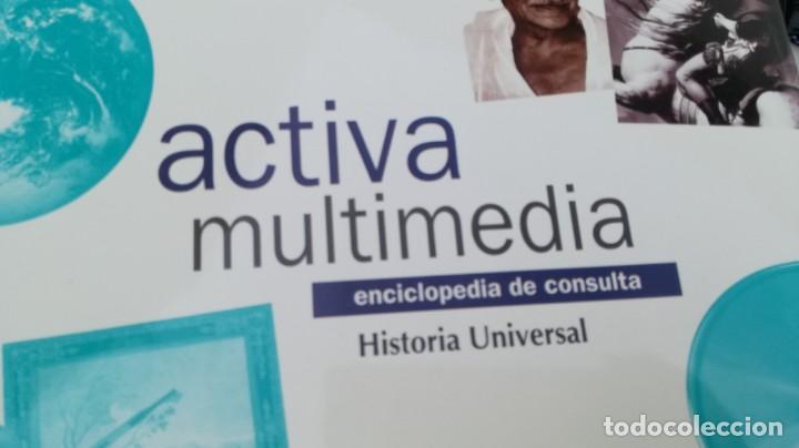 Enciclopedias de segunda mano: Enciclopedia de Consulta Activa Multimedia 12T (Completa) Plaza Janés - VER FOTOS - Foto 28 - 195512591
