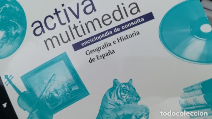 Enciclopedias de segunda mano: Enciclopedia de Consulta Activa Multimedia 12T (Completa) Plaza Janés - VER FOTOS - Foto 32 - 195512591
