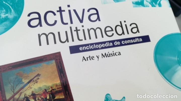 Enciclopedias de segunda mano: Enciclopedia de Consulta Activa Multimedia 12T (Completa) Plaza Janés - VER FOTOS - Foto 34 - 195512591