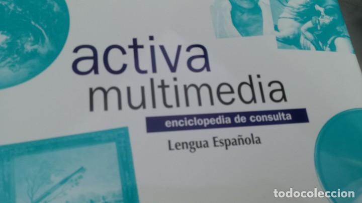 Enciclopedias de segunda mano: Enciclopedia de Consulta Activa Multimedia 12T (Completa) Plaza Janés - VER FOTOS - Foto 36 - 195512591