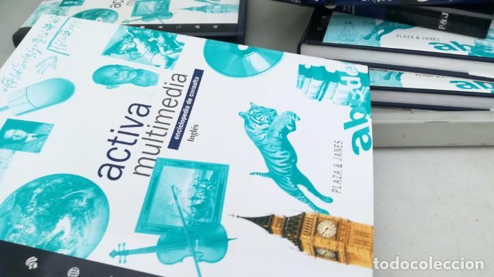 Enciclopedias de segunda mano: Enciclopedia de Consulta Activa Multimedia 12T (Completa) Plaza Janés - VER FOTOS - Foto 39 - 195512591