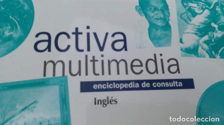 Enciclopedias de segunda mano: Enciclopedia de Consulta Activa Multimedia 12T (Completa) Plaza Janés - VER FOTOS - Foto 40 - 195512591