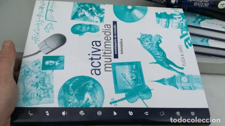 Enciclopedias de segunda mano: Enciclopedia de Consulta Activa Multimedia 12T (Completa) Plaza Janés - VER FOTOS - Foto 41 - 195512591