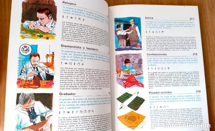 Enciclopedias de segunda mano: ENCICLOPEDIA BÁSICA- ED ARGOS 1970- 1972 - 4 VOLUMENES - CARTONÉ - Foto 6 - 195542653