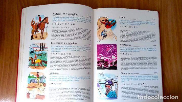 Enciclopedias de segunda mano: ENCICLOPEDIA BÁSICA- ED ARGOS 1970- 1972 - 4 VOLUMENES - CARTONÉ - Foto 7 - 195542653