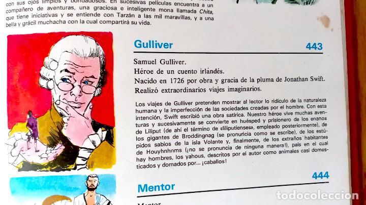 Enciclopedias de segunda mano: ENCICLOPEDIA BÁSICA- ED ARGOS 1970- 1972 - 4 VOLUMENES - CARTONÉ - Foto 9 - 195542653