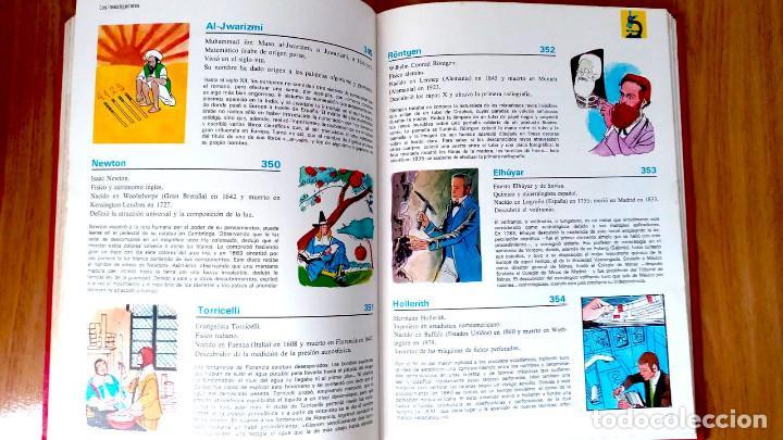 Enciclopedias de segunda mano: ENCICLOPEDIA BÁSICA- ED ARGOS 1970- 1972 - 4 VOLUMENES - CARTONÉ - Foto 12 - 195542653