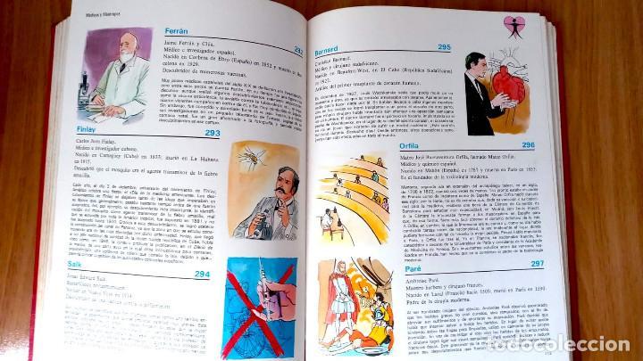 Enciclopedias de segunda mano: ENCICLOPEDIA BÁSICA- ED ARGOS 1970- 1972 - 4 VOLUMENES - CARTONÉ - Foto 13 - 195542653