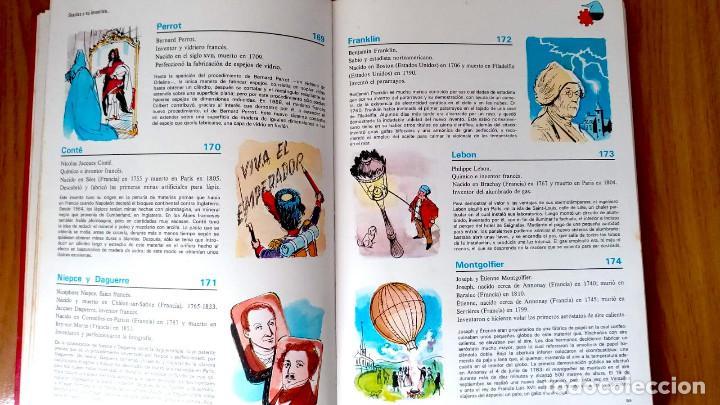Enciclopedias de segunda mano: ENCICLOPEDIA BÁSICA- ED ARGOS 1970- 1972 - 4 VOLUMENES - CARTONÉ - Foto 14 - 195542653