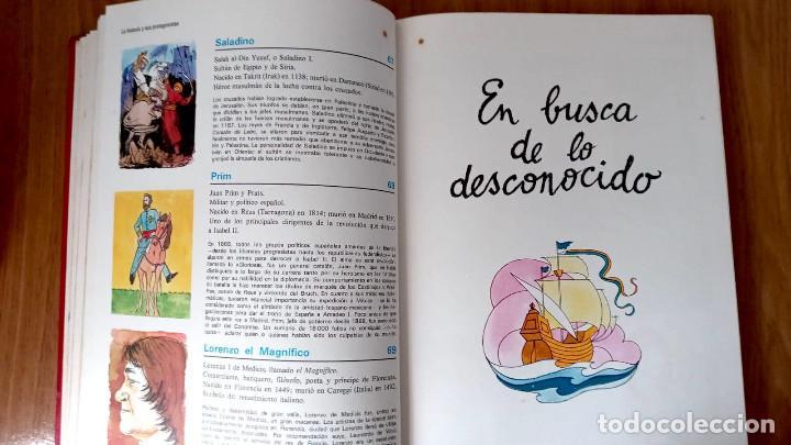 Enciclopedias de segunda mano: ENCICLOPEDIA BÁSICA- ED ARGOS 1970- 1972 - 4 VOLUMENES - CARTONÉ - Foto 15 - 195542653