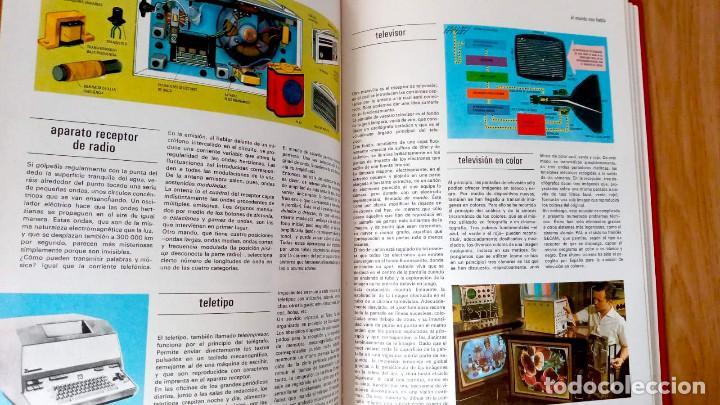 Enciclopedias de segunda mano: ENCICLOPEDIA BÁSICA- ED ARGOS 1970- 1972 - 4 VOLUMENES - CARTONÉ - Foto 17 - 195542653