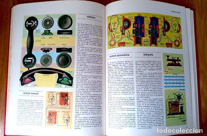 Enciclopedias de segunda mano: ENCICLOPEDIA BÁSICA- ED ARGOS 1970- 1972 - 4 VOLUMENES - CARTONÉ - Foto 18 - 195542653