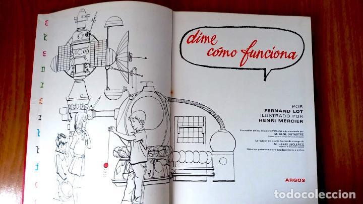 Enciclopedias de segunda mano: ENCICLOPEDIA BÁSICA- ED ARGOS 1970- 1972 - 4 VOLUMENES - CARTONÉ - Foto 21 - 195542653