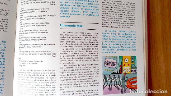 Enciclopedias de segunda mano: ENCICLOPEDIA BÁSICA- ED ARGOS 1970- 1972 - 4 VOLUMENES - CARTONÉ - Foto 22 - 195542653