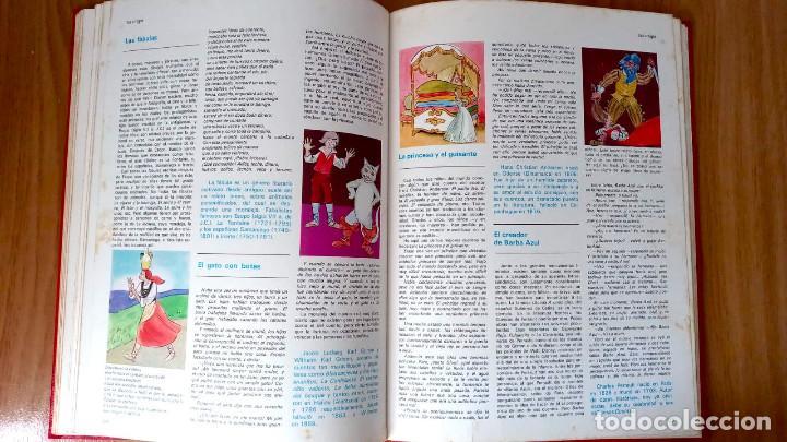 Enciclopedias de segunda mano: ENCICLOPEDIA BÁSICA- ED ARGOS 1970- 1972 - 4 VOLUMENES - CARTONÉ - Foto 28 - 195542653