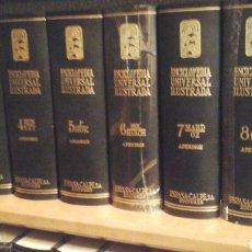 Enciclopedias de segunda mano: ENCICLOPEDIA UNIVERSAL ILUSTRADA. Lote 196053586