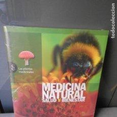 Libri di seconda mano: MEDICINA NATURAL, SALUD Y BIENESTAR. 12 TOMOS. Lote 196638703