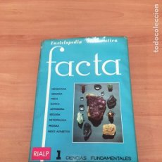 Enciclopedias de segunda mano: FACTA. Lote 197051020
