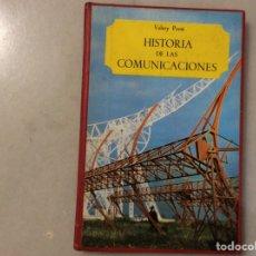 Enciclopedias de segunda mano: HISTORIA DE LAS COMUNICACIONES. Lote 197691665