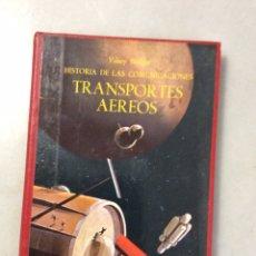 Enciclopedias de segunda mano: TRANSPORTES AEREOS. Lote 197691852