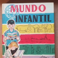 Enciclopedias de segunda mano: MUNDO INFANTIL MIL PALABRAS A TRAVÉS DE LA IMAGEN Y EL COLOR⁸. Lote 198218935