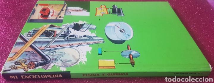 Enciclopedias de segunda mano: Libro Fisica y Quimica de Enciclopedia Ediciones Gaisa - Foto 3 - 198378947