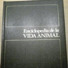 Enciclopedias de segunda mano: ENCICLOPEDIA DE LA VIDA ANIMAL. EDIT BRUGUERA , 1978. 6 VOLUMENES. Lote 198496848